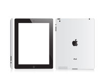 IPad 4 Vector Stock Photo