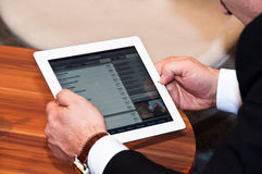 IPad2 at  Stock Images