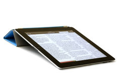 IPad2 royalty free stock image