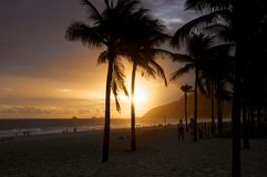 Ipanema Royalty Free Stock Images
