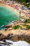 Ipanema Beach Stock Photography