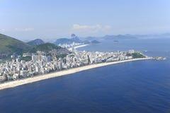 Ipanema beach, Rio de Janeiro Royalty Free Stock Photos