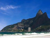 Ipanema Beach, Rio de Janeiro, Brazil. Stock Photo