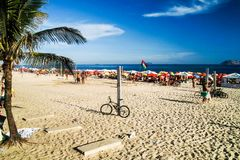Ipanema,beach royalty free stock images