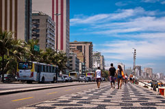 Ipanema District Stock Images