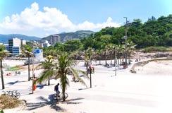 Ipanema e Aproador em Rio de Janeiro Fotos de Stock Royalty Free