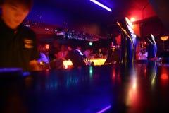 Ipanema nattklubb, Singapore Arkivfoto