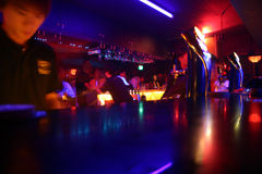 Ipanema Nightclub, Singapore Stock Photo