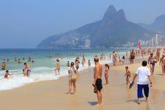Ipanema, Rio Royalty-vrije Stock Foto