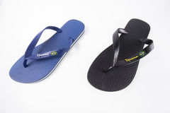 Ipanema Slipper. Royalty Free Stock Images