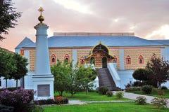 Ipatevskyklooster in Kostroma, Rusland Royalty-vrije Stock Afbeeldingen