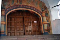 Ipatevskyklooster in Kostroma, Rusland Royalty-vrije Stock Foto's