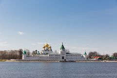 ipatiev μοναστήρι Ρωσία kostroma στοκ εικόνες