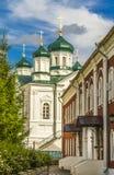 Ipatiev-Kloster der Heiligen Dreifaltigkeit lizenzfreie stockbilder