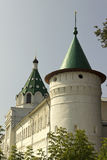 Ipatiev-Kloster Kostroma Russland der Heiligen Dreifaltigkeit Lizenzfreies Stockbild