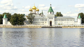 Ipatiev-Kloster Kostroma Russland der Heiligen Dreifaltigkeit Stockfotografie