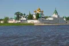 Ipatiev monastery 15 centyry royalty free stock photos