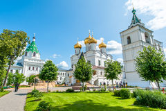 Ipatiev Monastery Royalty Free Stock Photography