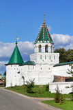 Ipatiev Monastery in Kostroma Royalty Free Stock Photography