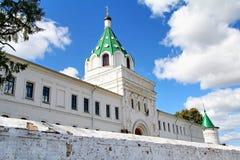 Ipatiev Monastery, Kostroma, Russia Stock Photography
