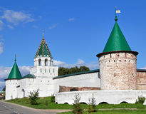 Ipatiev Monastery, Kostroma, Russia Royalty Free Stock Images