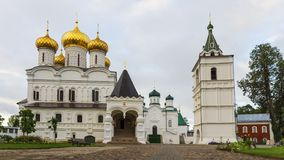 Ipatiev Monastery in Kostroma, Russia Royalty Free Stock Images