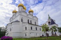 Ipatiev Monastery in Kostroma, Russia Stock Images
