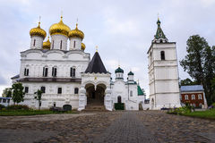 Ipatiev Monastery in Kostroma. Russia Stock Photos