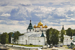 The Ipatiev monastery in Kostroma Stock Photography