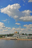 Ipatiev monastery in Kostroma, Russia Royalty Free Stock Image
