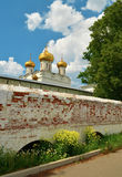 Ipatiev Monastery in Kostroma, Russia Stock Photography
