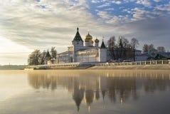 ipatievsky修道院 免版税库存图片