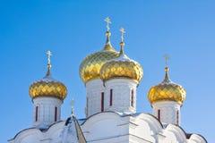 ipatievsky μοναστήρι Ρωσία στοκ φωτογραφία με δικαίωμα ελεύθερης χρήσης