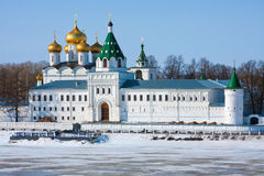 Ipatievsky  cloister in Russia, Kostroma Stock Image