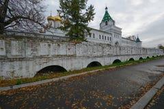 Ipatievsky-Kloster in Kostroma Lizenzfreies Stockbild