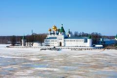 Ipatievsky monastery Stock Photo