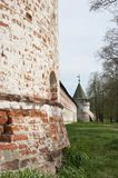 Ipatievsky monastery in Kostroma, Russia. Royalty Free Stock Photography