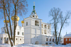 Ipatievsky monastery in Russia Stock Photos