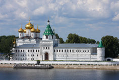 Ipatievsky monastery in Russia stock image