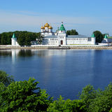 Ipatievsky monastery in Russia royalty free stock photography