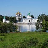 Ipatievsky monastery in Russia Stock Photo