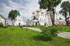 Ipatyevsky Kloster in Kostroma stockfotos