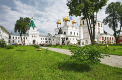 Ipatyevsky monastery in Kostroma Stock Photos