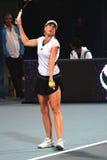 Ipek Senoglu (TUR), joueur de tennis professionnel Photo libre de droits