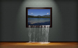iper εικόνα ρεαλιστική Στοκ φωτογραφία με δικαίωμα ελεύθερης χρήσης