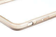 IPhone 6 συν την περίπτωση Στοκ Φωτογραφίες