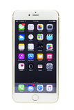 Iphone 6 συν Στοκ φωτογραφίες με δικαίωμα ελεύθερης χρήσης