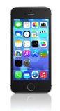 Iphone της Apple 5s Στοκ Φωτογραφίες