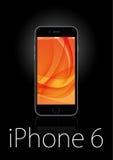 Iphone 6 добавочное Стоковая Фотография RF