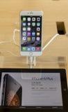 Iphone 6正斯科茨代尔, AZ,美国- 2014年9月,第19, 免版税图库摄影